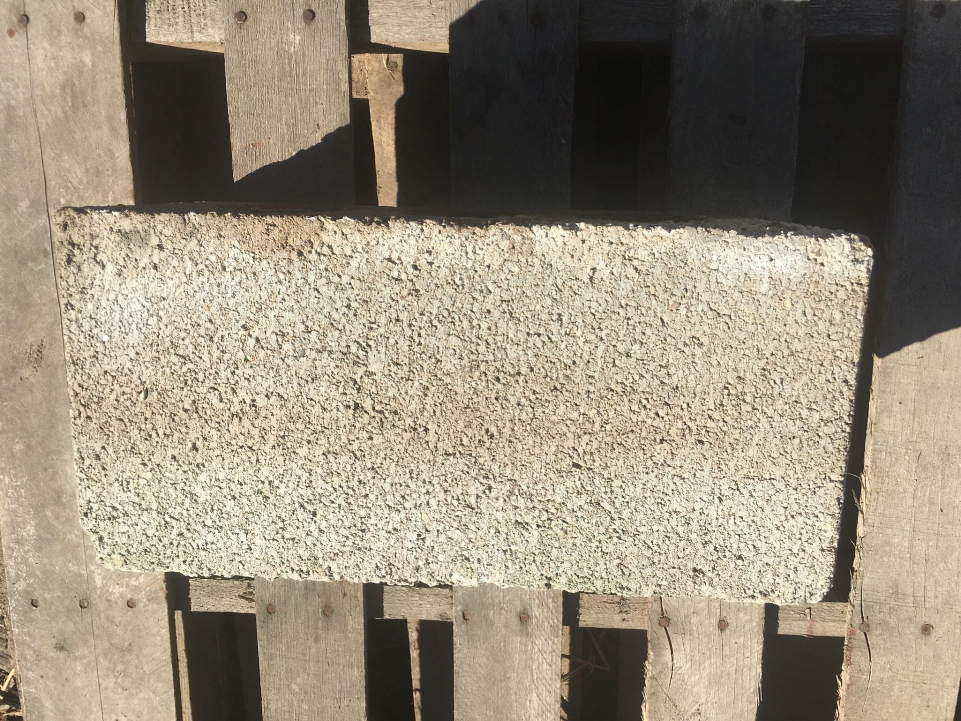 CONCRETE BLOCKS 3