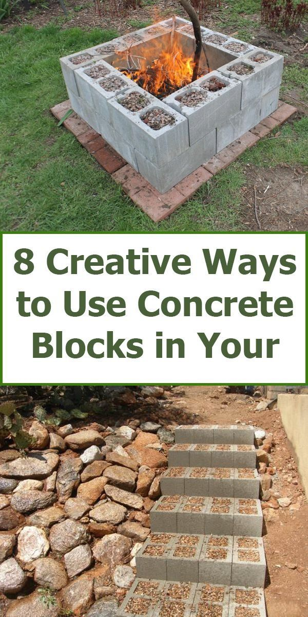 CEMENT BLOCK IDEA 4