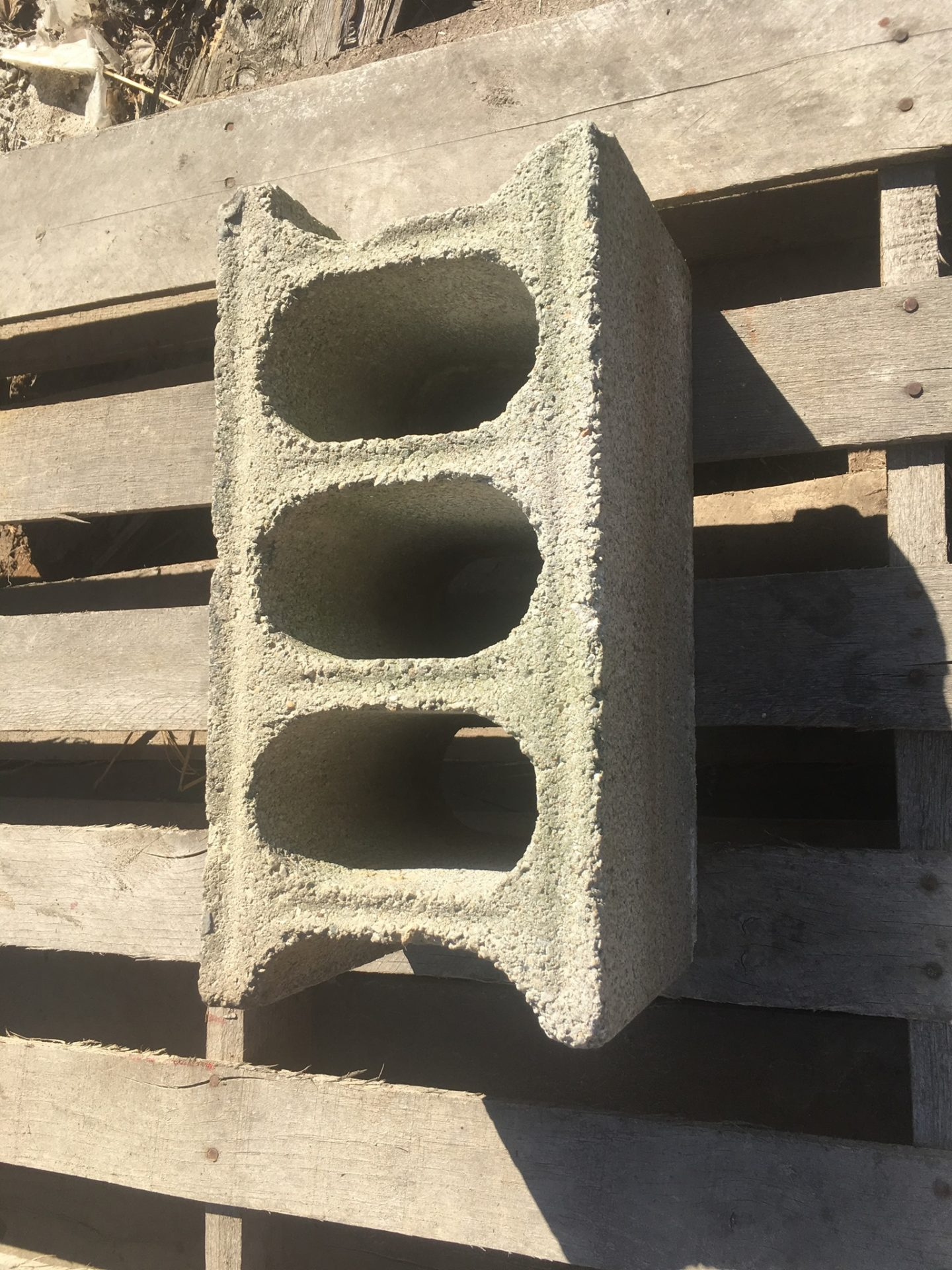 CONCRETE BLOCKS 2