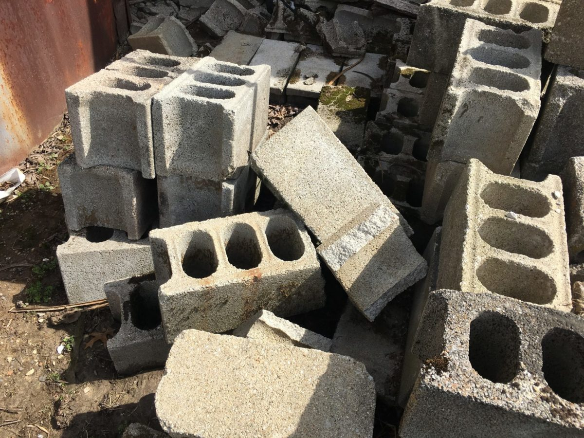 CONCRETE BLOCKS 5