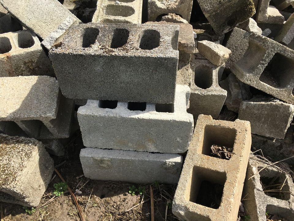 CONCRETE BLOCKS 1