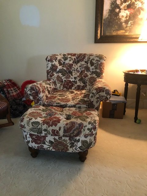 chairs and ottoman 1