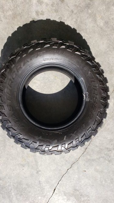 Tires Side View 1